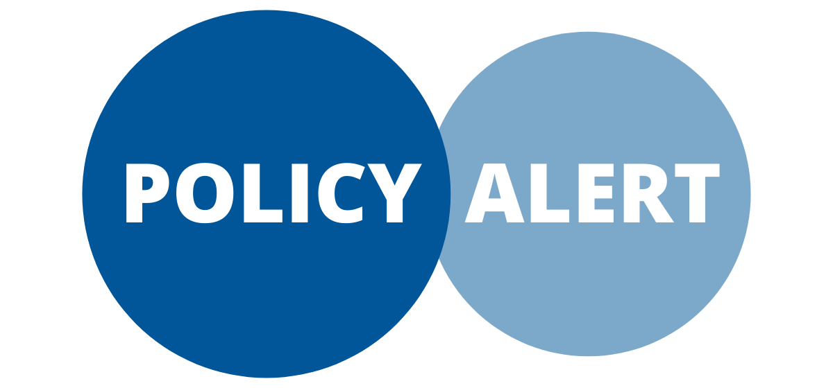 Policy Alert