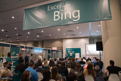 Excel with Bing