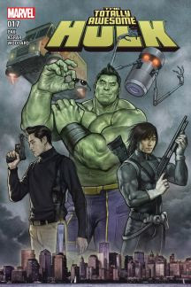 The Totally Awesome Hulk #17