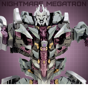 CLEARANCE - EXCLUSIVE LEADER NIGHTMARE MEGATRON