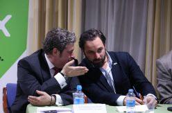 Vox, a punto de implosionar en València ante la expectativa de poder: el líder provincial y el anticatalanista Sentandreu se postulan