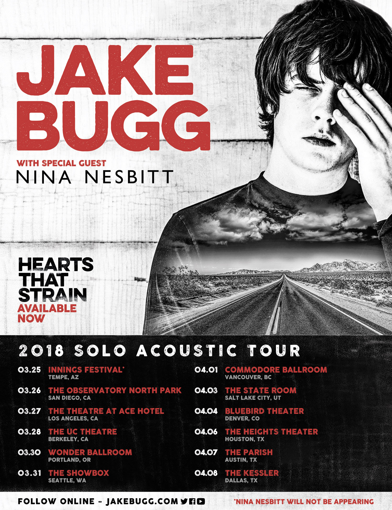 """Nina Nesbitt To Tour With Jake Bugg In The States. Releases """"Somebody Special"""" Today"""