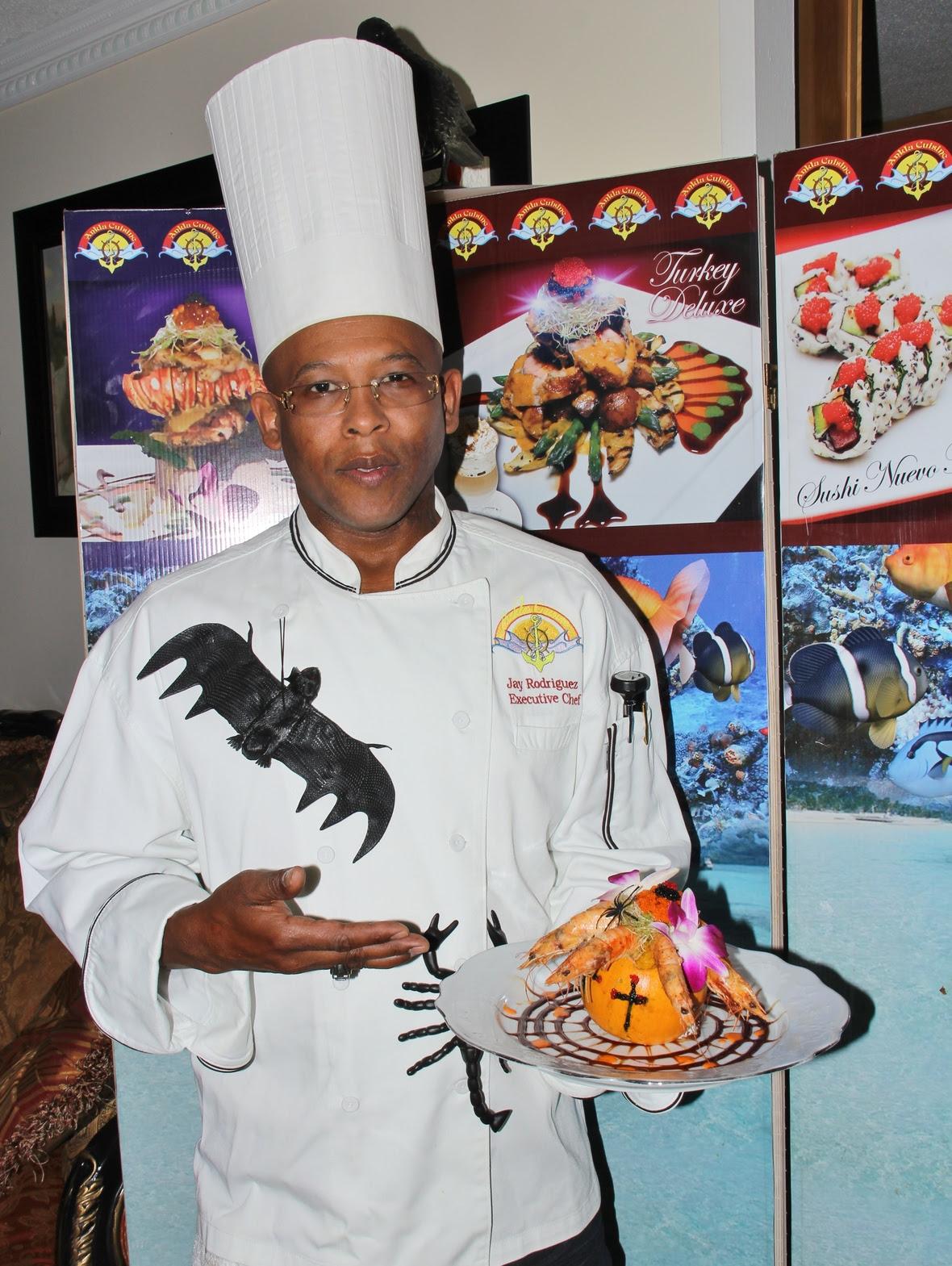 chef diosa