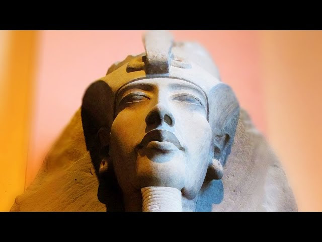 Exploring Akhenaten's Fabled Capitol City At Amarna In Egypt  Sddefault
