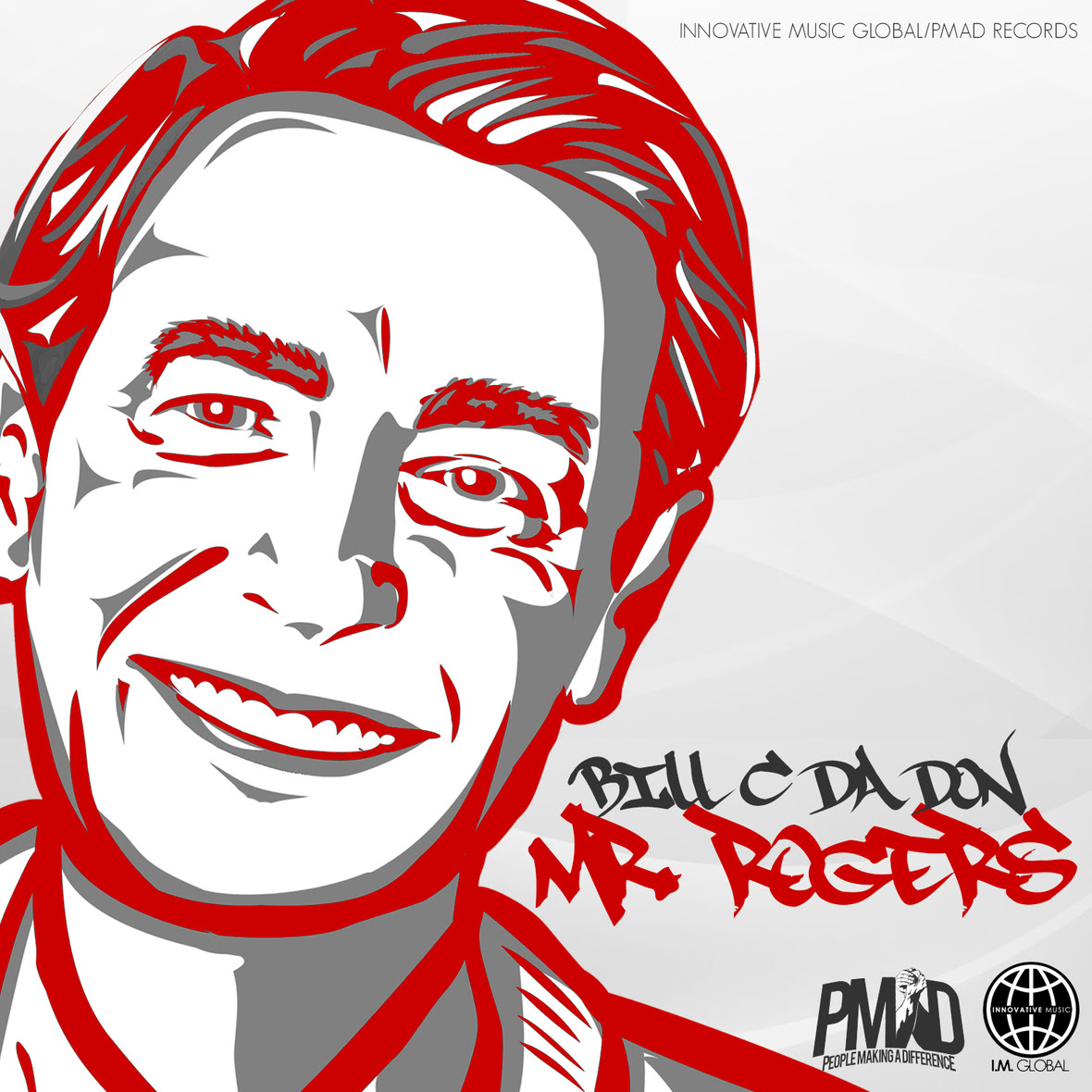 Bill C Da Don - Mr. Rogers artwork