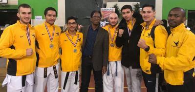 Usmg 2017 cdt93 combats medailles