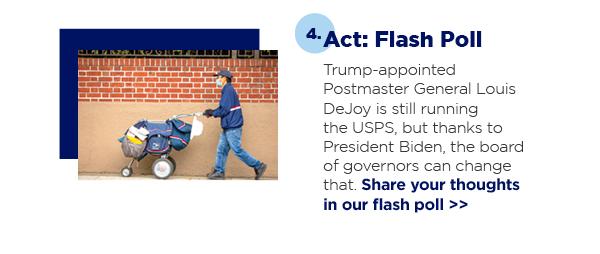 Act: Flash Poll