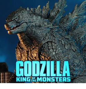 NECA Godzilla: King of the Monsters