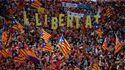 Más de 100.000 independentistas se reúnen en Barcelona por el Día Nacional de Cataluña