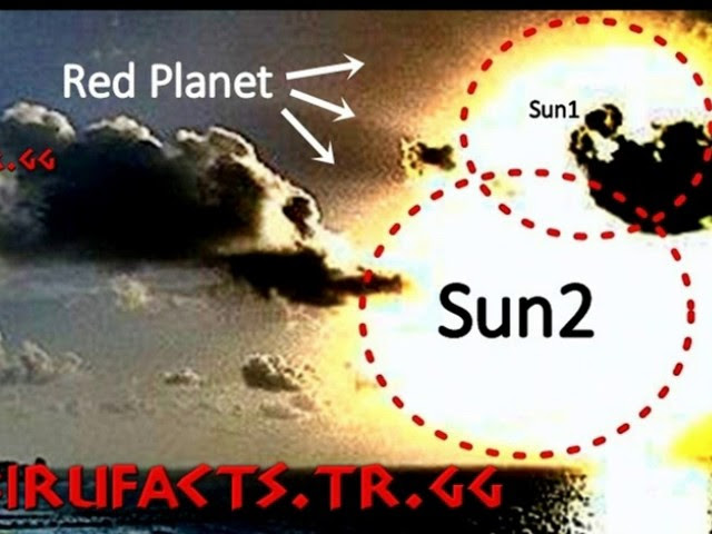 NIBIRU News ~ TWO SUNS AND RED PLANET-CANCUN-MEXICO plus MORE Sddefault