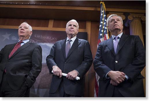 McCain Cardin Graham