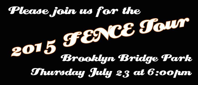fence tour title