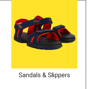 Slippers and Sandals at Min.40% Off