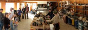 2018 atelier de poterie