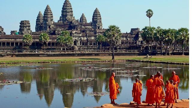 La misteriosa desaparición de la ciudad de Angkor