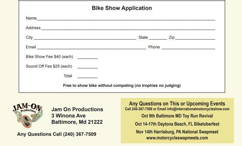 bikeshowapplication