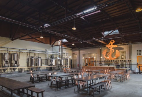 ANCHOR PUBLIC TAPS IS NOW OPEN