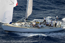 J/44 Patriot in Transpac race 2015