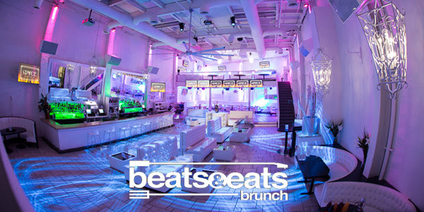 Beats & Eats Saturday Brunch