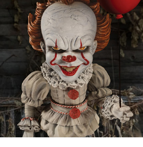 IT MEZCO DESIGNER SERIES DELUXE PENNYWISE
