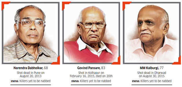 MM Kalburgi shot dead: How many deaths will it take till we know that too many rationalists have died?