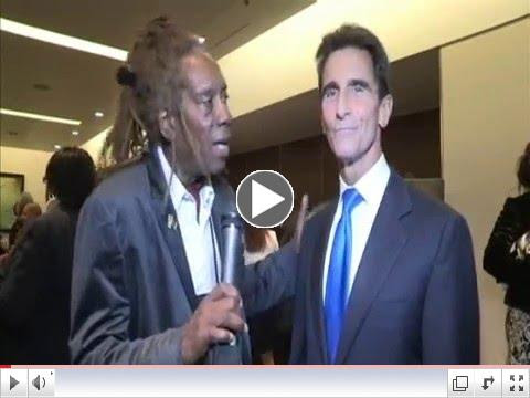 Jacquie Taliaferro and State Senator Mark Leno in short clip.
