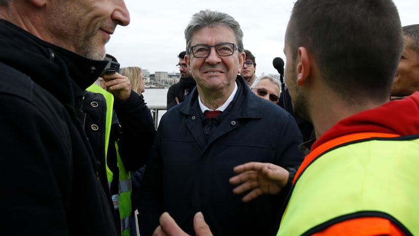 ¿Y si se autoproclamara presidente un 'chaleco amarillo'?: Diputado francés contra el apoyo a Guaidó