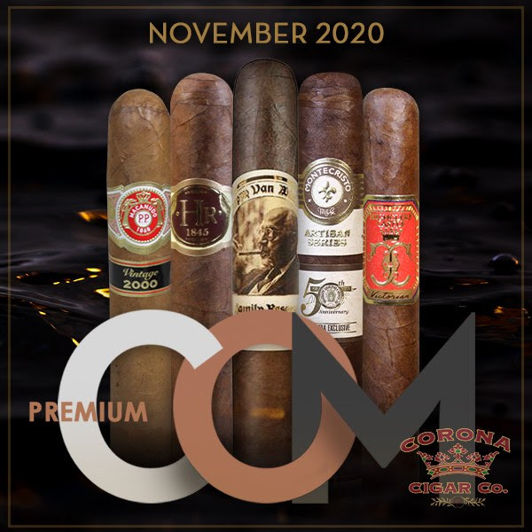 Image of Premium Cigars of the Month Club
