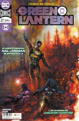 Green Lantern. Nuevo Universo DC / Hal Jordan y los Green Lantern Corps. Renacimiento (Grapa) #109/27
