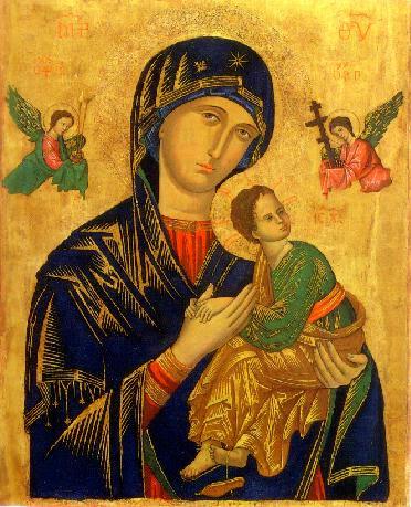 Tytuły Maryi – Wikipedia, wolna encyklopedia