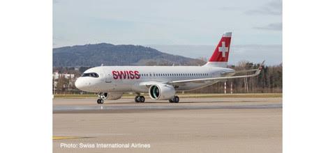 570947   Herpa Wings 1:200 1:200   Airbus A320neo Swiss HB-JDA   is due: September 2020