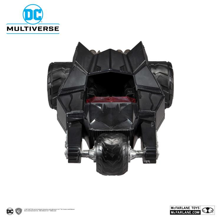 Image of DC Multiverse Batman - Bat-Raptor Vehicle