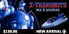 MX-II ANDRAS