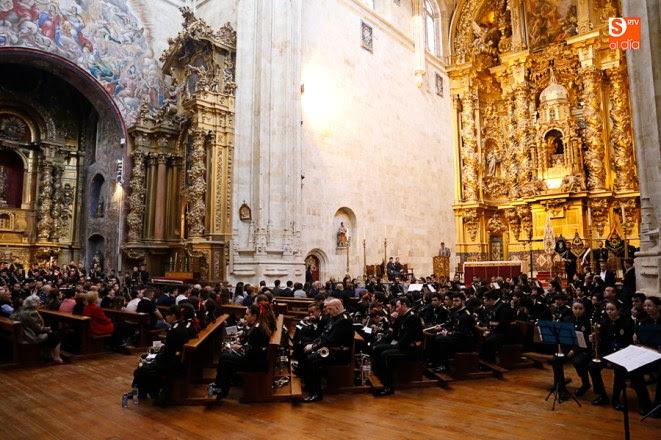 Imágenes del tercer Pregón Musical de la Hermandad Dominicana (FOTOS: SalamancaRTValDía)