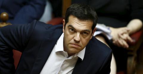Alexis Tsipras, presidente de Grecia. REUTERS