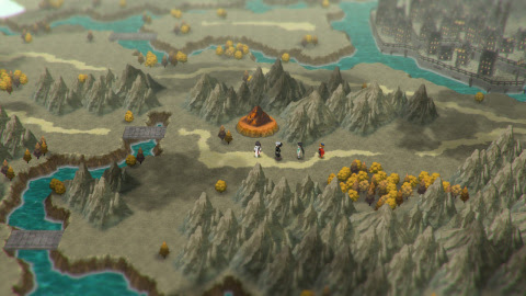 The LOST SPHEAR game launches on Jan. 23. (Photo: Business Wire)
