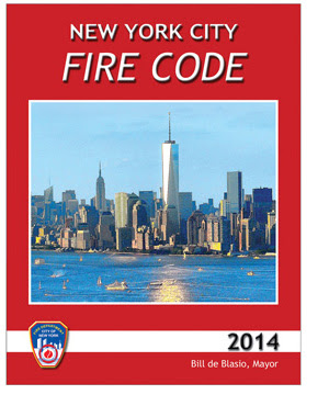 2014 New York City Fire Code - Now availabe at CityStore