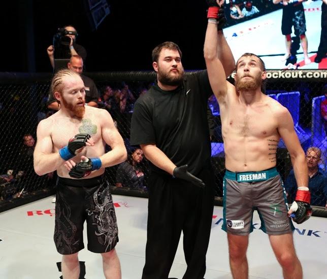 XKO 36 Fight 6 - Cody Freeman vs Dylan Ashburn-24