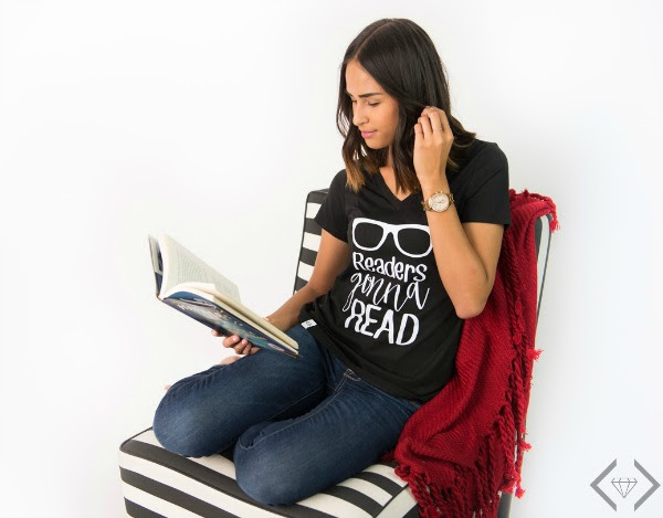 Book Tees & Blanket Sc...