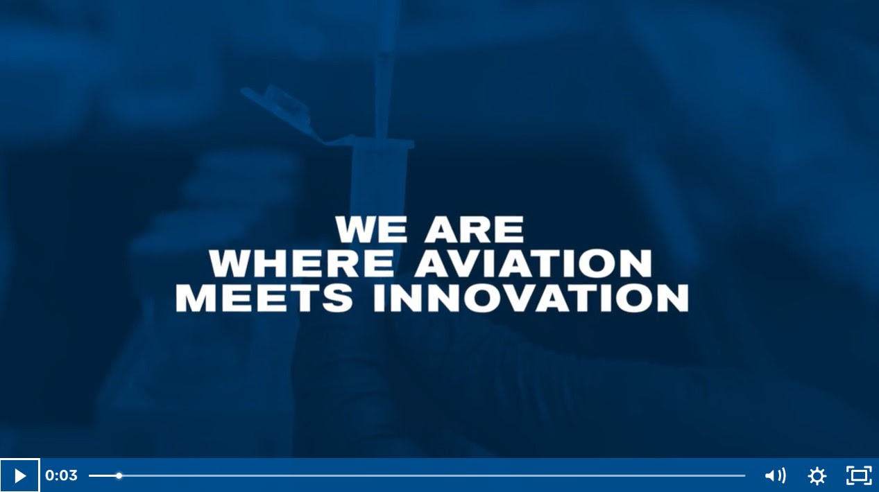 Video Link: We are Where Aviation Meets Innovation