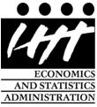 Economics and Statistics Administration Logo