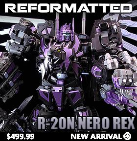 REFORMATTED R-20N NERO REX