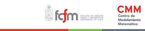 Una actividad del Centro de Modelamiento Matemático - CMM