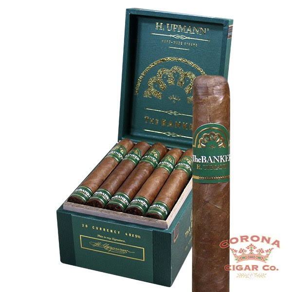 Image of H. Upmann The Banker Currency Cigars - 20ct