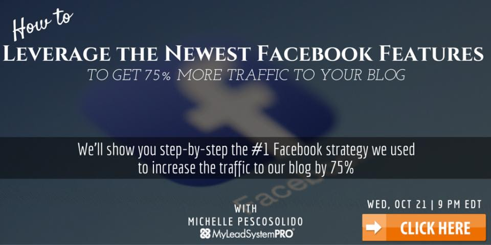 FB Blogging Strategy