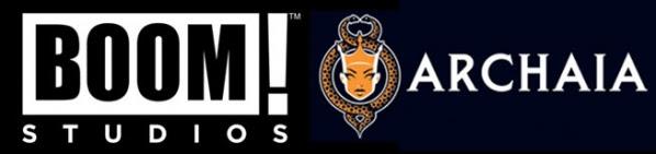 BOOM! / Archaia Logos