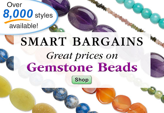 Smart Bargains on Gemstone BEA...