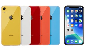 Apple iPhone XR, XS, or XS Max