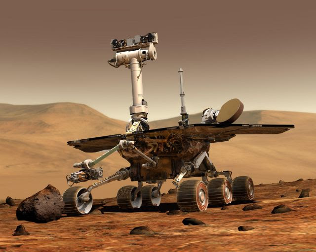 Mars Rover Used Quantum FTL Radio to Fool Engineers and Public!  It's All Lies!