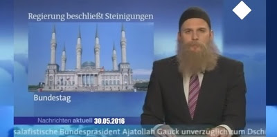 GENIALNY FILM: Islamskie Niemcy 2016. ZOBACZ